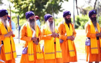 Corteo Sikh Festa di Primavera, Vaisaki
